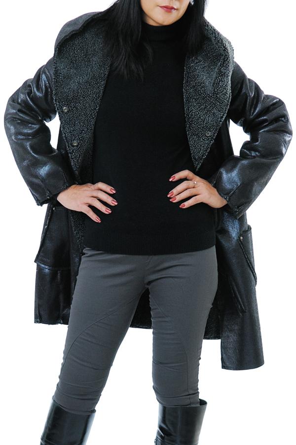 Elie & Syd's leather jacket