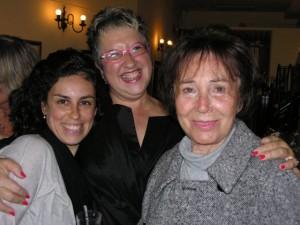 Dana, Anne & Marta