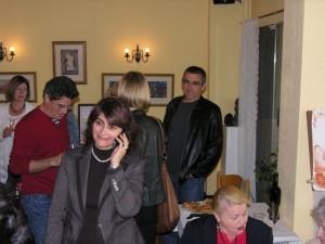 Mary-Clare,  Nimrod, Ola, Dan & Yoella